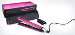 "GHD V Electric Pink Styler - 199,00 € ...10€ zugunsten des ""look good feel better"" Programms für Krebspatienten von DKMS Life"